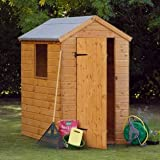 6 x 4 Shed Republic Professional Tongue and Groove Apex Shed