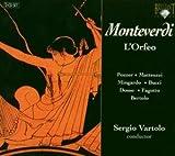 モンテヴェルディ:歌劇「オルフェオ」(2枚組)