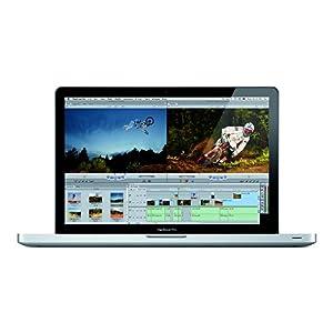 Amazon - Apple MacBook Pro Core 2 Duo 2.66GHz 15-inch - $1,609.77