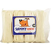 Sammy Chew Natural Bones, 3 Inches Pack Of 4 Bones
