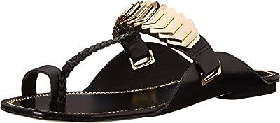 Rachel Zoe Women's Ida Toe Ring Sandals