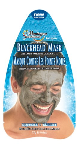 Montagne Jeunesse Blackhead Mask For Men