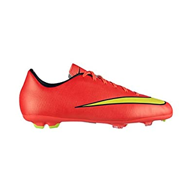 Buy Nike Youth Mercurial Victory V FG Soccer Cleats - Hyper Punch by Nike