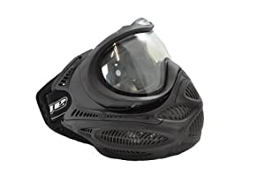 DYE I3 Pro Thermal Paintball Goggles - Black