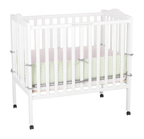 Ikea Baby Cribs Delta Portable Mini Crib White From Delta