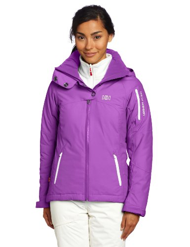 Helly Hansen Women's Stratten Jacket, Orchid Purple, Medium