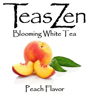 Blooming White Tea with Peach Flavor (Gift Bag)