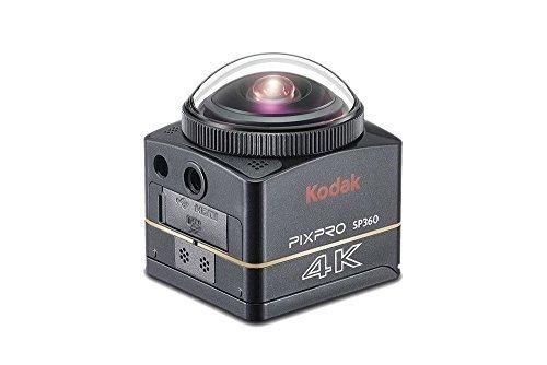 Kodak Pixpro SP360 4K Camescopes Caméra de Sport 12.76 Mpix