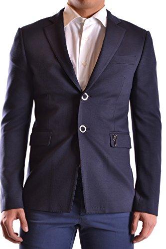 dirk-bikkembergs-mens-mcbi097003o-blue-viscose-blazer