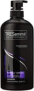 TRESemme Hair Fall Defense Shampoo, 580ml and Conditioner, 85ml Combo Pack with 1 Hair Straightener Free