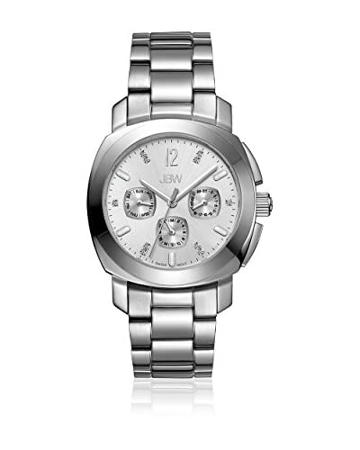 JBW Reloj de cuarzo Marigny Plateado 38  mm