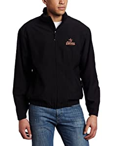 MLB Houston Astros Mens Windtec Astute Full Zip Windshirt by Cutter & Buck