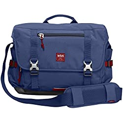 STM Trust, Laptop Shoulder Bag for 15-Inch Laptop - Navy (stm-112-034P-35)