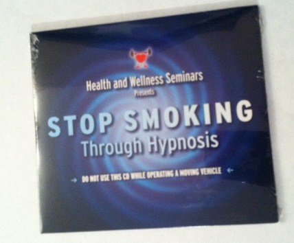 "Health and Wellness Seminars Present ""Stop Smoking Through Hypnosis"""