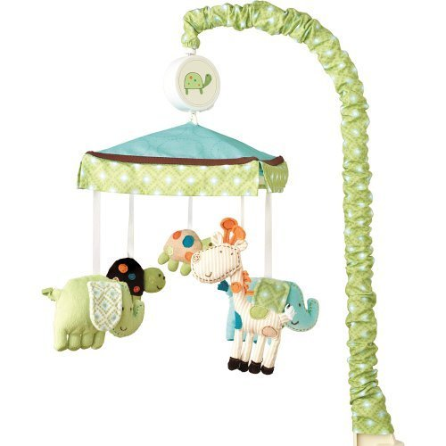 Summer Infant Giggle Gang Nursery Crib Mobile (Discontinued by Manufacturer)