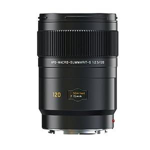 Leica 120mm f/2.5 APO Summarit-S Macro Lens