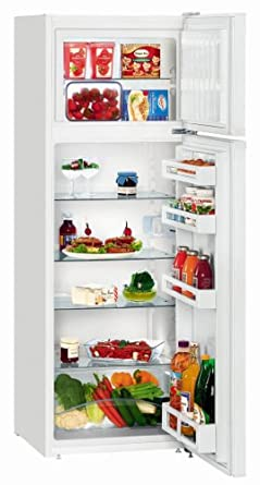 Liebherr CTP 2921 Comfort Autonome Blanc 220L 52L A++ - réfrigérateurs-congélateurs (Autonome, Blanc, Placé en haut, A++, SN, T, LED)