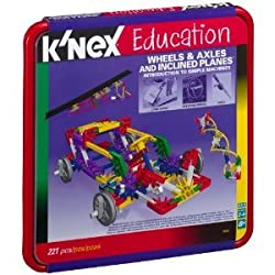 K'NEX EDUCATION - INTRODUCTION TO SIMPLE MACHINES, WHEELS AND AXELS