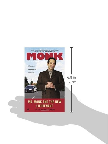 Mr. Monk and the New Lieutenant (Monk 4)