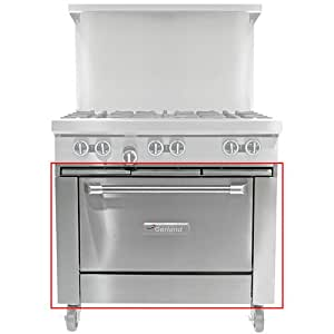 Countertop Oven Range : ... kitchen dining small appliances ovens toasters convection ovens