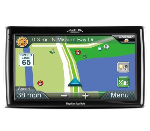 black friday magellan roadmate rv9145 lm 7 inch gps navigator for rvers cyber monday. Black Bedroom Furniture Sets. Home Design Ideas