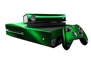 Amazon.com: Microsoft Xbox One Skin (XB1) - NEW - GREEN ... Xbox One Skins Amazon
