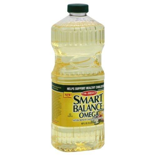 Earth Balance Oil Omega Blend 48 Oz (Pack Of 9)