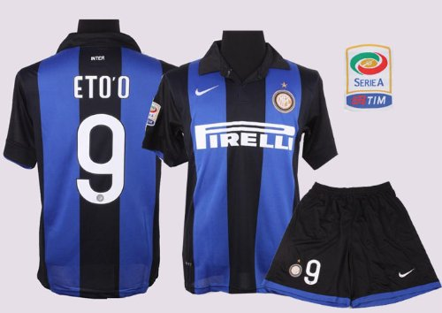 the best attitude b09f9 f9abd Inter 2011/2012 Kit: It couldnt get anymore official than ...