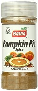Badia Pumpkin Pie Spice, 2 Ounce (Pack of 12)