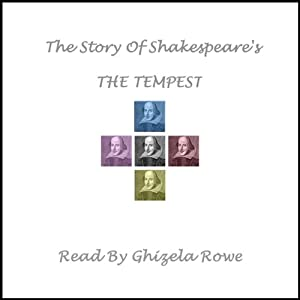 The Story of Shakespeare's The Tempest Audiobook