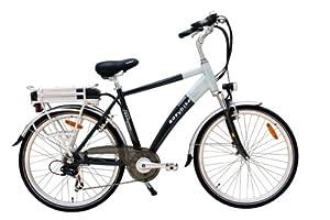 Easybike Easymax Regular Velo de ville a assistance electrique homme Gris Graphite