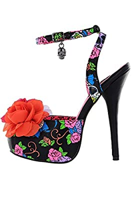 Iron Fist Sweet Tooth Flower Plat - Blk