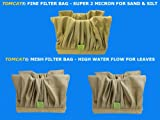 Tomcat® Filter Bag Special (3 Pack) Replacement for Aquabot® / Aqua Products P/n:(8100 New # 8111) & (8200 New # 8112)