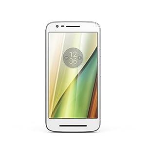 Motorola Moto E3 8 GB UK SIM-Free Smartphone - White