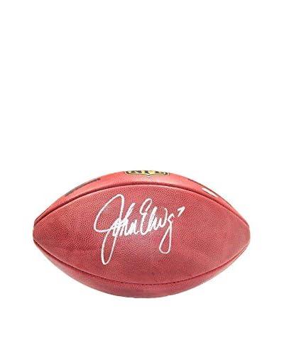 Steiner Sports Memorabilia John Elway Denver Broncos Autographed Football