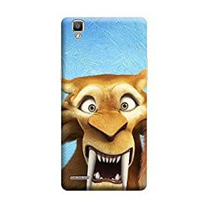 iCover Premium Printed Mobile Back Case Cover With Full protection For Oppo F1 (Designer Case)