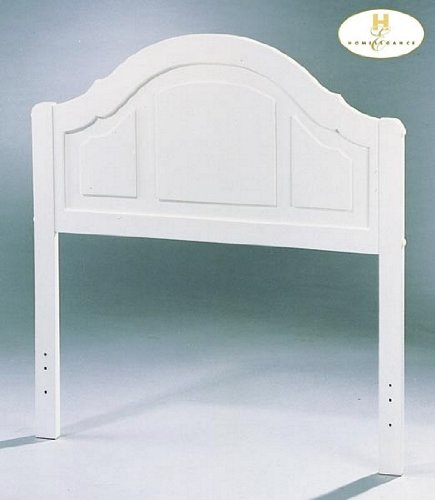 Buy Low Price Kid's White Finish Twin Size Panel Headboard (VF_AZ00-10301×26331)
