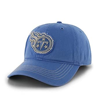NFL Tennessee Titans Mens Badger Cap, One Size, Periwinkle by
