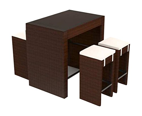 artelia bar flamina braun g nstig online kaufen. Black Bedroom Furniture Sets. Home Design Ideas