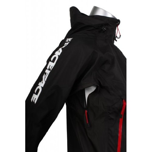 Race Face Team Chute Waterproof Jacke Gr. XL black Mod. 2013