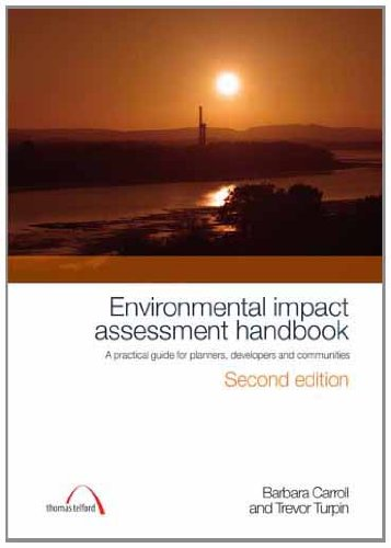 Environmental Impact Assessment Handbook, 2nd edition
