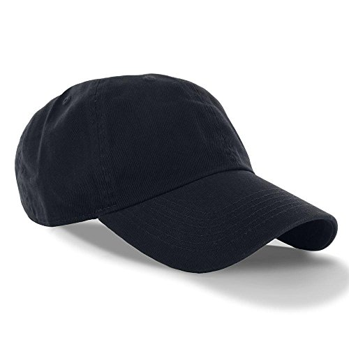 navy-us-sellercurved-bill-plain-baseball-cap-visor-hat-adjustable