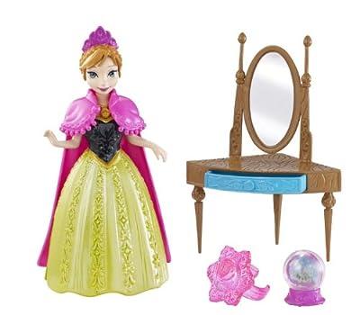 Disney Frozen Magiclip Small Doll Anna Giftset by Mattel