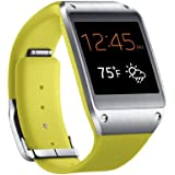 Samsung Galaxy Gear Smartwatch- Retail Packaging - Lime Green (Discontinued by Manufacturer)
