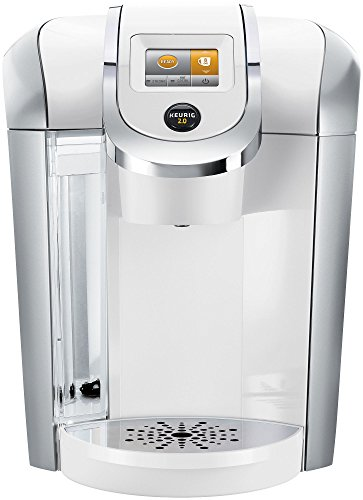 Why Should You Buy Keurig K450 Keurig 2.0 Brewer - White