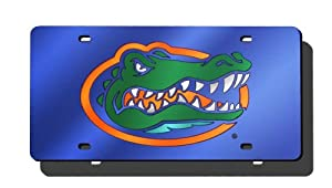 NCAA Florida Gators License Plate Cover by Rico