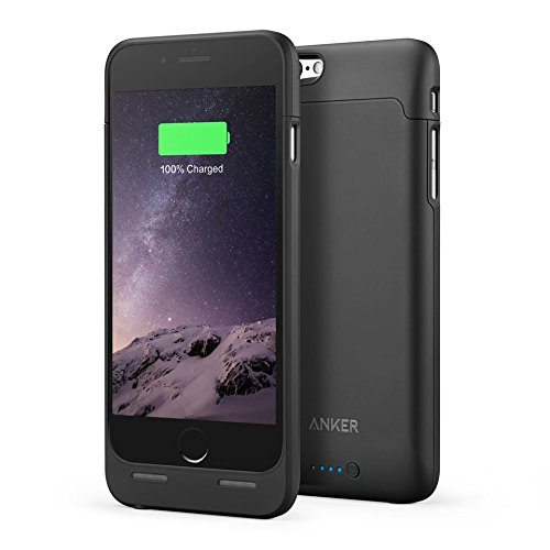 Anker Custodia Protettiva con Batteria Esterna iPhone 6 / iPhone ...