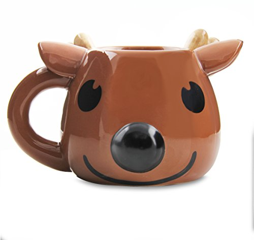 Rudolph Heat Change Mug Paladone Products