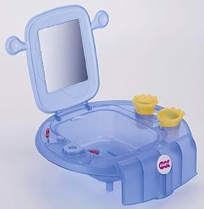 ok baby lavabo enfant space bleu b b s. Black Bedroom Furniture Sets. Home Design Ideas