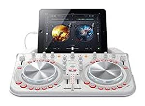 Pioneer DDJWEGO2W Compact DJ Controller White - New